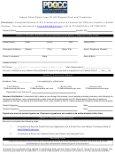 Federal Direct Parent Loan (plus) Request Form And Procedures
