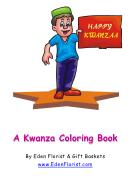 Happy Kwanza Coloring Sheets