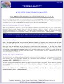 Form Dwc-ad 10003 - Notice Of Offer Of Regular Work