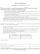 Csea Vacation Request Form