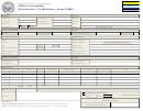 Direct Invoice / Credit Memo Form