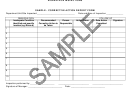 Sample - Corrective Action Report Form