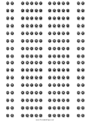 Braille Template