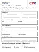 Kohl's Cares Fundraising Gift Card Program Application