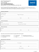 Kohl's Corporate Gift Card Program Application Form