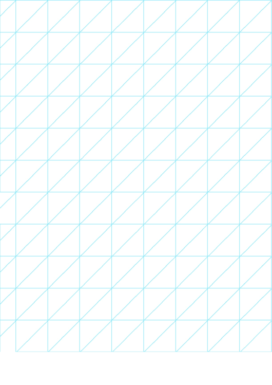 Lined Graph Paper X Y And Z Axis Printable pdf