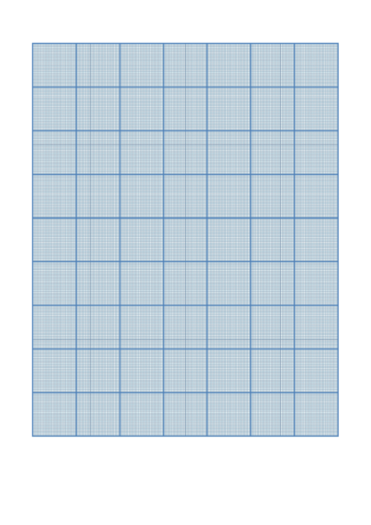 1mm Math Graph Paper Printable pdf