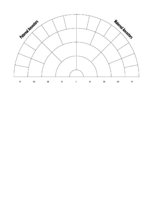 Family Tree Template Printable pdf