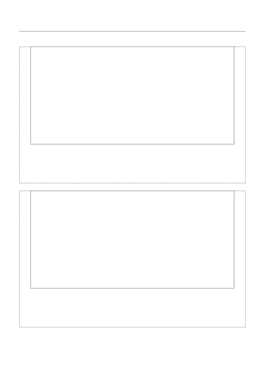 Letter Writing Paper Template