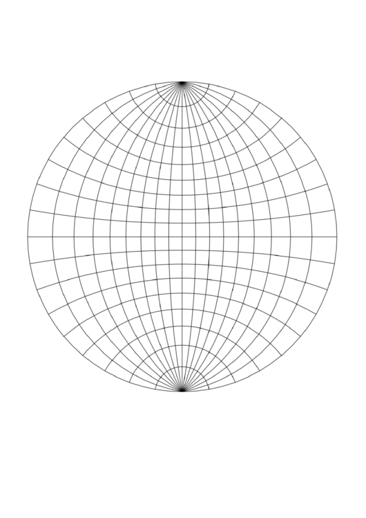 Polar Graph Paper Printable pdf