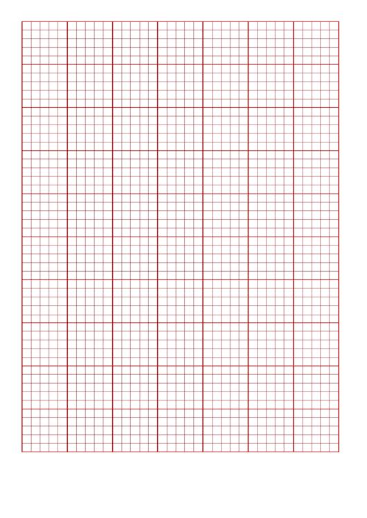 Ecg Paper (Red On White) Printable pdf
