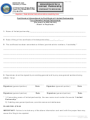Form 88.335 Lp - Certificate Of Amendment To Certificate Of Limited Partnership For A Nevada Limited Partnership