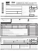 Form Cr-a - Commercial Rent Tax Return - 2010/11