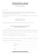 Form Application For Certificate Of Authority (foreign Business Corporation) - Commonwealth Of Pennsylvania