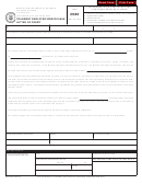 Form 2980 - Transient Employer Irrevocable Letter Of Credit - 2010