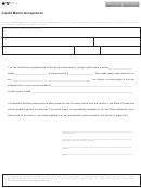 Form 01-136 - Credit Memo Acceptance