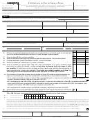 Formulario 9465(sp) - Solicitud Para Un Plan De Pagos A Plazos (spanish Version)