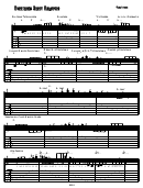 Everthing Music Sheet Examples