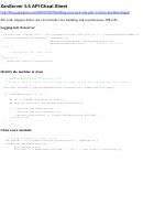 Xenserver 5.5 Api Cheat Sheet