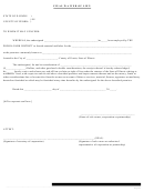 Final Waiver Of Lien - Illinois