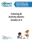 Grades K-2 Coloring & Activity Sheets