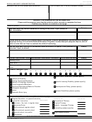 Form Ssa-5666 - Request For Administrative Information