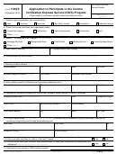 Form 13803 - Application To Participate In The Income Verification Express Service (ives) Program