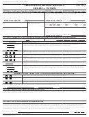 Form Cms-484 - Certificate Of Medical Necessity - Oxygen