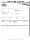 Information For Criminal Docket - Municipal Court Of Philadelphia County