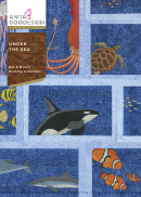 Under The Sea Mix & Match Quilting Activity Sheet