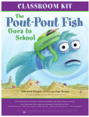 The Pout-pout Fish Goes To School Activity Sheets