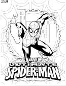 Cartoon/comic Book Hero Coloring Book
