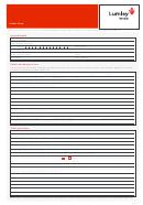 Form 451 - Claim Form
