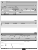 Dd Form 1801 - International Flight Plan