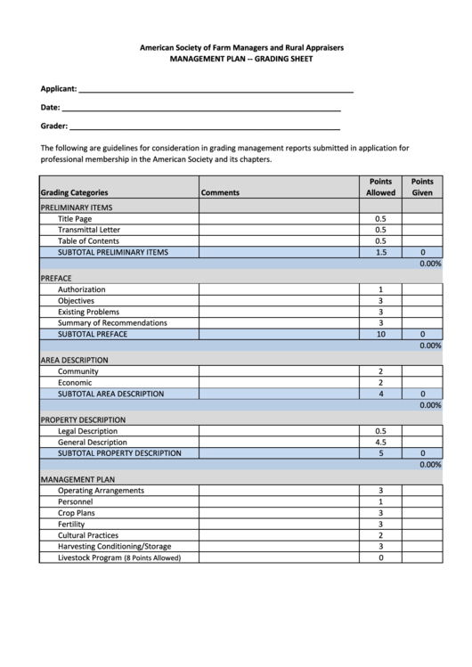 farm business plan doc template