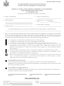 Form Rp-420-a/b-rnw-ii - Renewal Application For Real Property Tax Exemption For Nonprofit Organizations Ii - Property Use - 2008