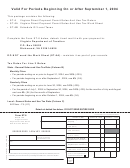 Form St-6 - Virginia Direct Payment Permit Sales And Use Tax Return, Form St-6b - Schedule Of Local Taxes