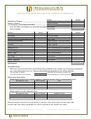 Rental Property Income And Expense Worksheet