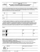 Form 890-ad - Estate Tax Offer Of Waiver Of Restrictions On Assessment And Collection Of Deficiency In Tax Of Acceptance Of Overassessment