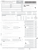 Va Resident Form 760-web - Individual Income Tax Return - 2004