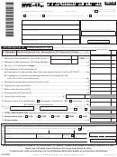 Form Nyc-4sez - General Corporation Tax Return - 2012