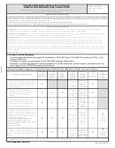 Dd Form 2876 - Tricare Prime Enrollment Application And Primary Care Manager (pcm) Change