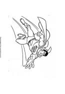 Superman Coloring Sheet