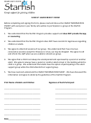 Family Agreement Form