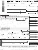 Form Nyc-4sez - General Corporation Tax Return - 2011