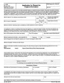 Form 211 - Application For Reward For Original Information