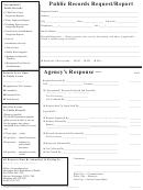 Form 20 E - Public Records Request Form