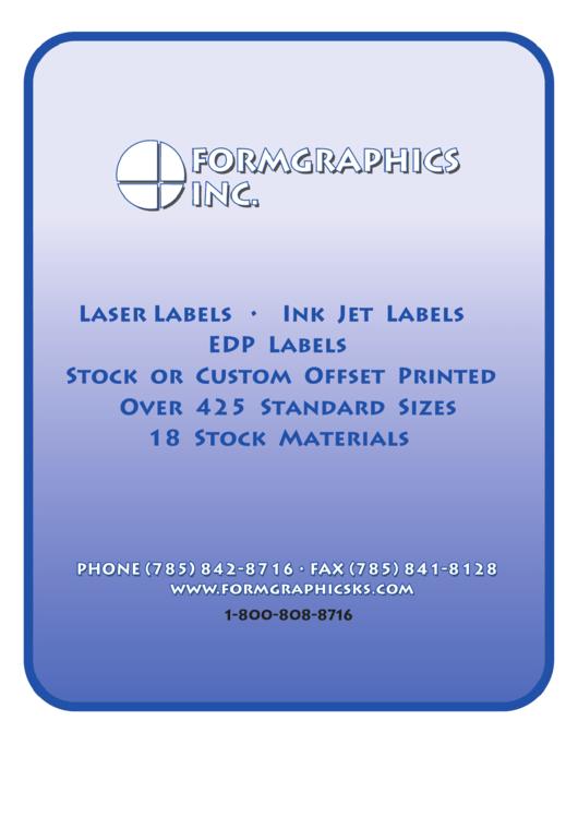 Standard Sizes 8 1/2 X 11 Sheets