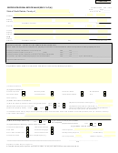 Form Pt 56 - Certificate Of Real Estate Value - 2005