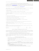 Form Lrec - Informational Statement For Louisiana Residential Property Disclosure - 2006